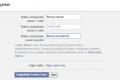 Facebook İsim Değiştirme