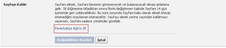 facebook-sayfa-silme