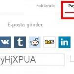 Facebook'ta Youtube Videosu Paylaşma(Videolu Anlatım)