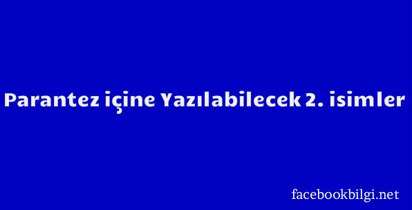 facebook-2.-isim