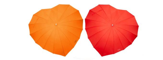 kalp şeklinde şemsiye facebook kapak fotoğrafları