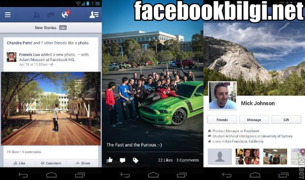 facebook-mobil-android-indir