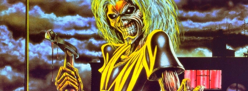 iron maiden abyss facebok kapak