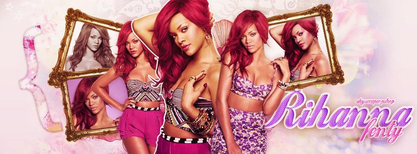 Rihanna Kapak Fotoğrafları