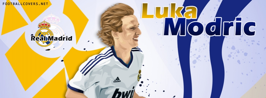 Luka modric real madrid kapak