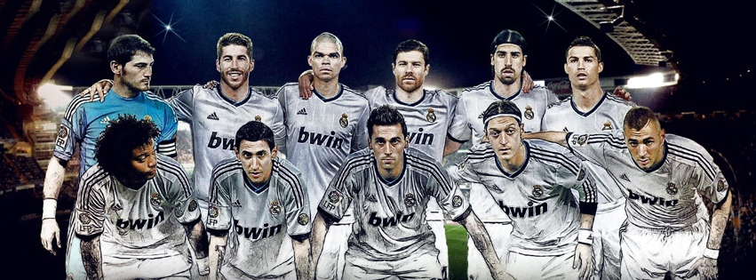 facebook kapak real madrid