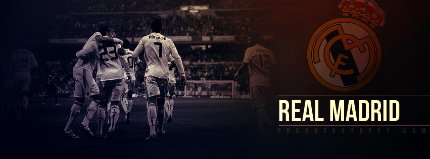 real madrid facebook kapak foto