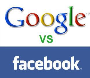 google ile facebook