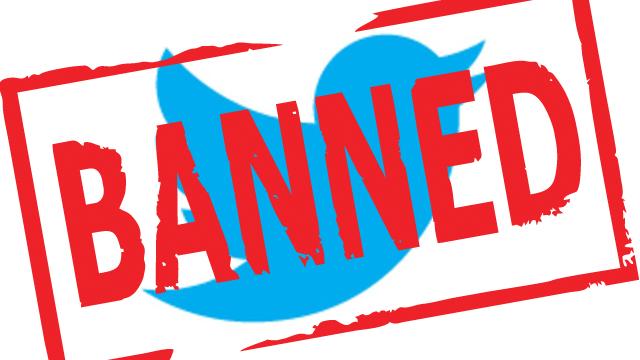 Twitter yasak