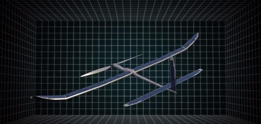 facebook insansız hava aracı