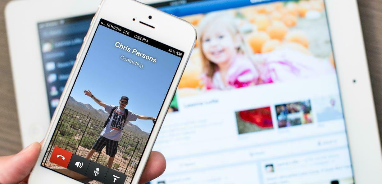 facebook messenger arama
