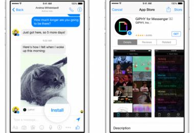 Facebook Messenger'e Oyun Geliyor!
