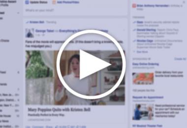 Facebook Video Farklı Algoritma İle Geliyor!